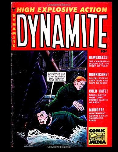 Dynamite #2: High Explosive Action! 1953 ebook