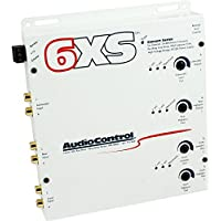 Audio Control 6XSWHITE Equalizers and Crossovers