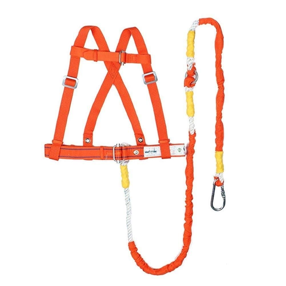 DaQingYuntur Mountaineering, Climbing Tree Belt with Hook, Double Back Half-Length Seat Belt, Always Protect Your Safety by DaQingYuntur