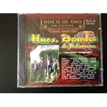 Disco De Oro 36 Exitos