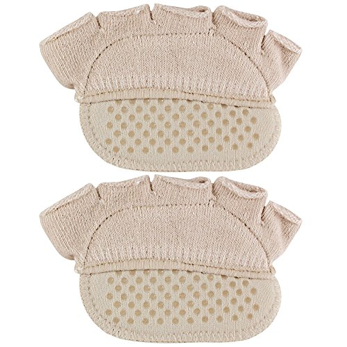 UPC 842988100507, (Set/2) Comfort Cushion Cotton Toe Socks - Prevent Irritation Wick Moisture