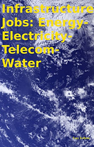 Buy cheap infrastructure jobs energy electricity telecom water
