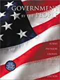 img - for Government by the People, 2001-2002 (Brief 4th Edition) book / textbook / text book