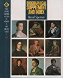 Biographical Supplement and Index, Harriett Sigerman, 0195088298