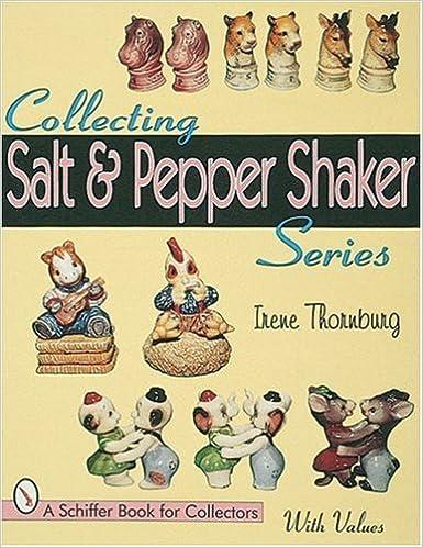 Collecting Salt /& Pepper Shaker Series