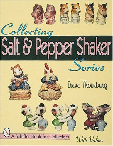 Collecting Salt & Pepper Shaker Series (Pottery Shakers)