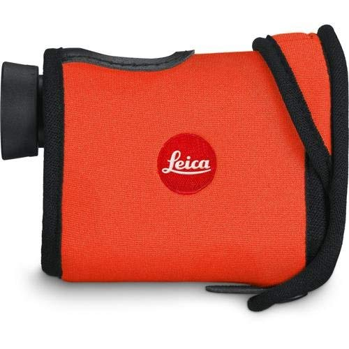 Leica Neoprene Cover for Rangemaster CRF Laser Rangefinder, Juicy Orange ()