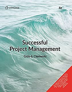 Read successful project management 5th edition by gido jack.
