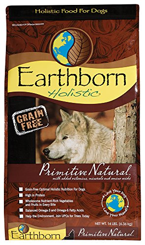 EARTHBORN HOLISTIC, Primitive Natural, 14 Pound Bag ()