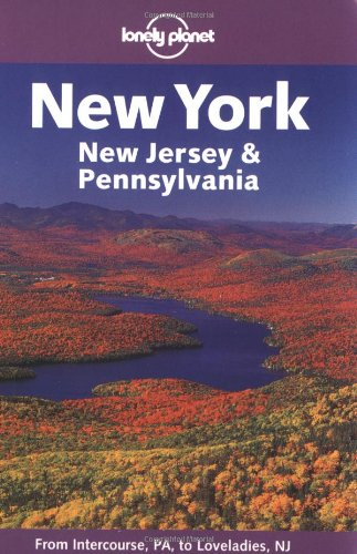 New York State (LONELY PLANET NEW YORK NEW JERSEY AND PENNSYLVANIA)