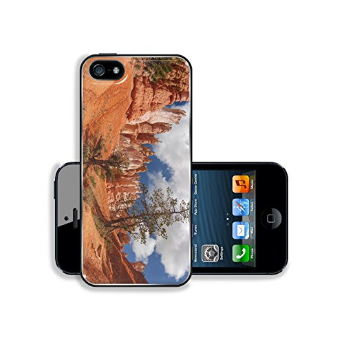 MSD Premium Apple iPhone 5 iphone 5S Aluminum Backplate Bumper Snap Case Image ID 24252789 Bryce Canyon