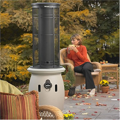 Amazon.com: Bernzomatic 37,500 BTU Propane Radiant Patio Heater #2271T:  Home U0026 Kitchen