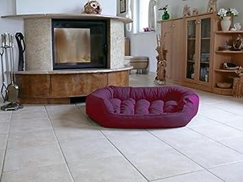 Artur Soja Frodo - Cama para Perros Perros sofá Perro Longue Espacio XXL 140 x 110 - Claro Púrpura nº 29: Amazon.es: Productos para mascotas