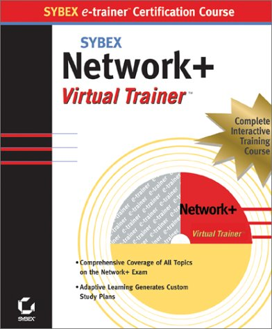 Network+ Sybex e-trainer CD-ROM, Boxed-Set pdf epub