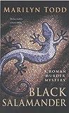 Black Salamander, Marilyn Todd, 0333766717