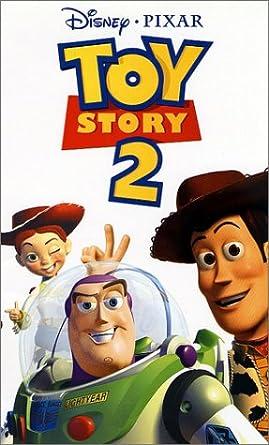 Toy story 2 [Francia] [VHS]: Amazon.es: Lasseter, John: Cine y Series TV