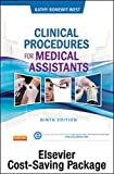 Clinical Procedures for Medical Assistants - Text, Study Guide, and Adaptive Learning Package, Bonewit-West, Kathy, 0323321755