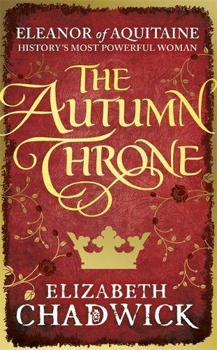 book cover of The Autumn Throne