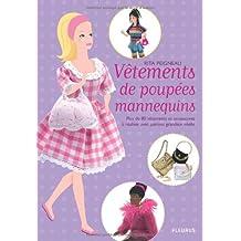 Vêtements de poupées mannequins