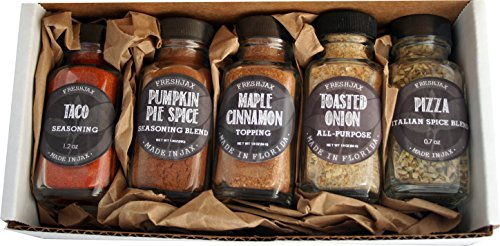 FreshJax Family Favorite Spices Gift product image