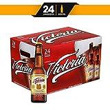 Cerveza ømbar Victoria 24 botellas de 355 ml c/u