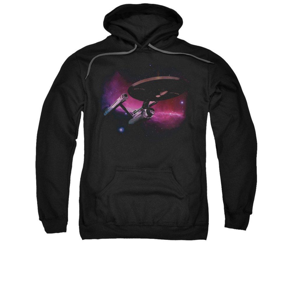 2Bhip Next generation tv-serie uss enterprise hoodie für Herren