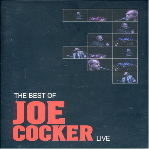 The Best of Joe Cocker: Live by EMI Europe Generic