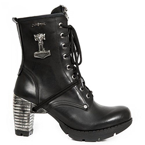 New Rock Women's Biker Boots Fzrl5v8