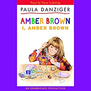 I, Amber Brown Audiobook