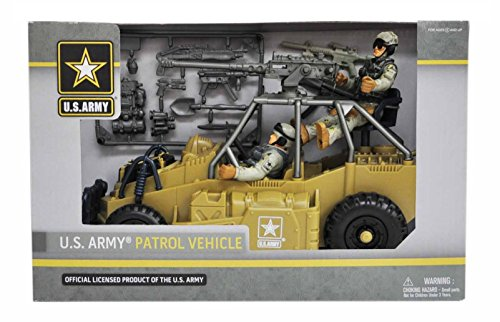 United States Army Desert Patrol Vehicle