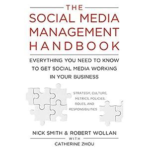The Social Media Management Handbook Audiobook