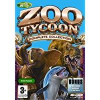 Microsoft Zoo Tycoon Complete Collection (vf)