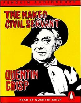 Book The Naked Civil Servant (Penguin audiobooks)
