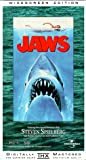 Jaws [VHS]