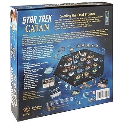 Star Trek Catan: Toys & Games