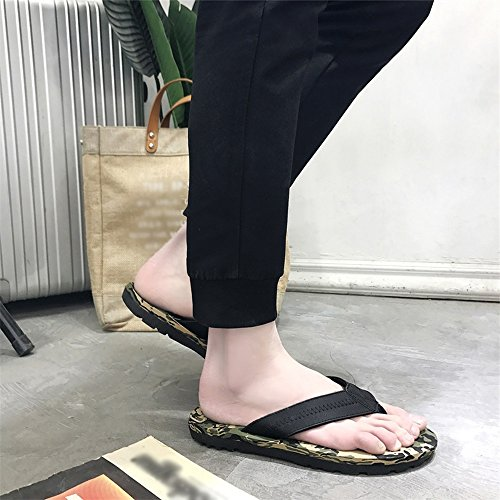Men's Shoes Feifei Summer Camo Non-Slip Casual Fashion Beach Slippers 3 Color Optional 03 NEKBy0Zc7