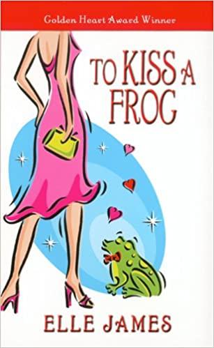That frog book kiss