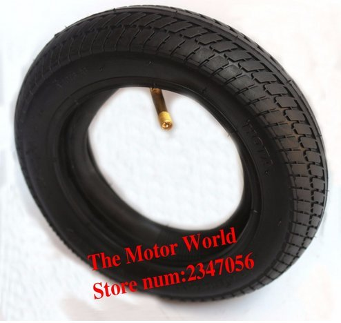 scooter 8 1/2x2(50-134) trye (8' 1/2' x2 inch) Tire for Gas Electric inner tube included 8.5x2 tyre by scooter (Image #2)