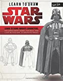 img - for Learn to Draw Star Wars: Learn to draw favorite characters, including Darth Vader, Han Solo, and Luke Skywalker, in graphite pencil (Licensed Learn to Draw) book / textbook / text book