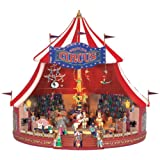 Gold Label World's Fair Animated Musical Miniature, Big Top
