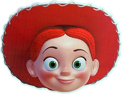 Toy Story Jessie - Card Face Mask]()