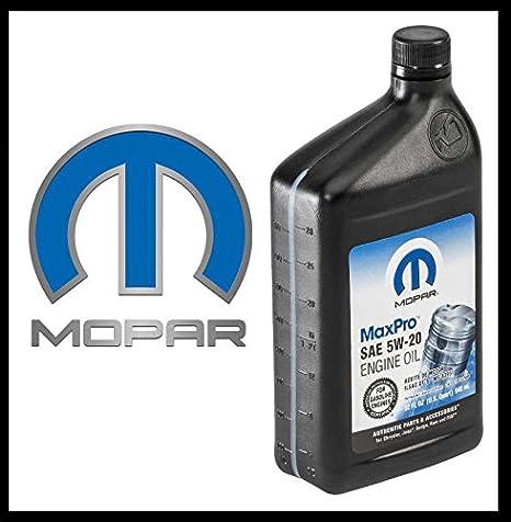 Original Mopar Motoröl 5w20 946ml Auto