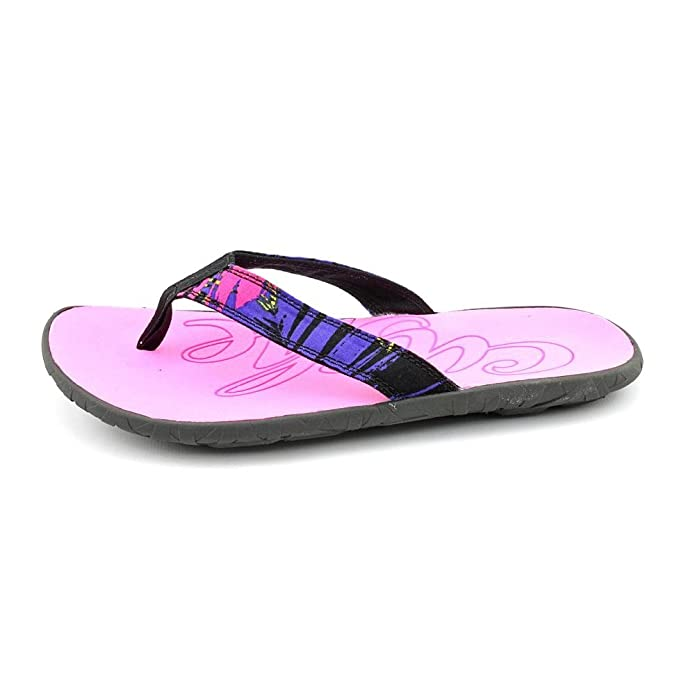 8d36c47fcd69 Cushe Flipper W Womens Multi-Colored Flip Flops Sandals Shoes 9 UK UK 9   Amazon.co.uk  Shoes   Bags