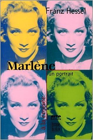 Livre gratuits Marlène : Un portrait epub, pdf