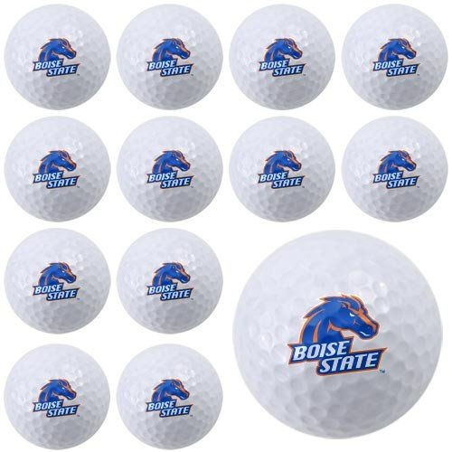 Team Golf NCAA Dozen Regulation Size Golf Balls, 12 Pack, Full Color Durable Team - Balls Ball Logo Golf Ncaa