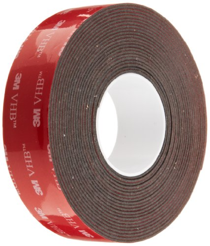 3M VHB Heavy Duty Mounting Tape 5952, 1