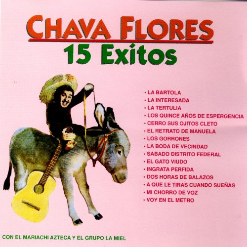 Amazon.com: Una Colección Inolvidable: Todo en Vivo: Chava ...