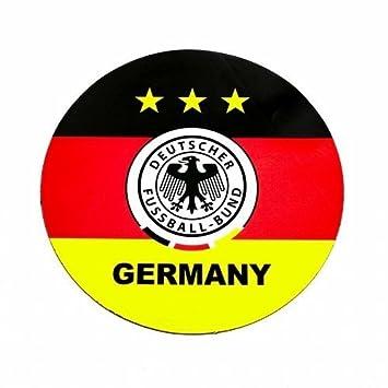 Amazon.com: Germany Deutschland Eagle Country Flag Car Magnet ...