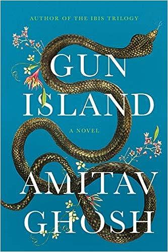 Amazon com: Gun Island: A Novel (9780374167394): Amitav