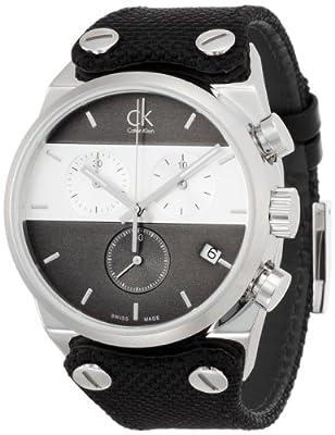 Calvin Klein Eager K4B381B3 Mens Chronograph Design Highlight